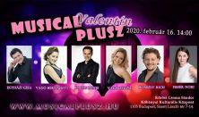 Valentin MusicalPlusz
