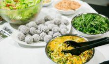 Nyers vegán ételkészítő workshop - NAPFÉNYES FŐZŐTANFOLYAMOK