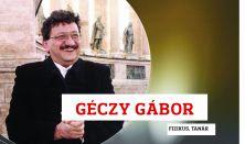 Géczy Gábor: Népi vagy gépi gyógyítás