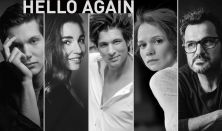 HELLO AGAIN - musical