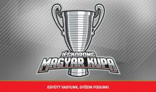 Expert-Borsod Agroker Magyar Kupa 2. elődöntő
