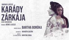 Darvasi László: Karády zárkája