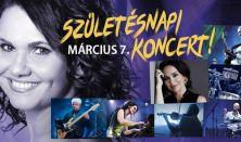 Szentpéteri Csilla & Band születésnapi koncert
