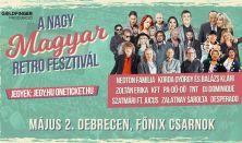 A Nagy Magyar Retro Fesztivál