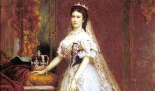 Erzsébet királyné története ruháin keresztül, Czédly Mónika előadása