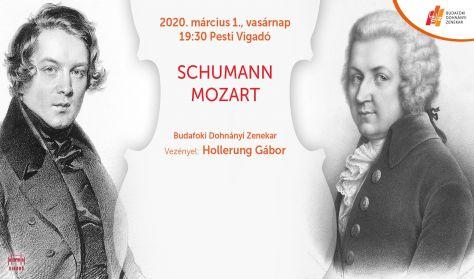 Vigadó 1 - Schumann / Mozart