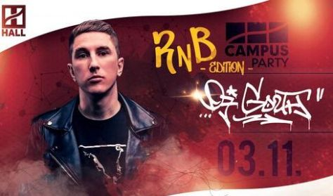 CAMPUS Party - RNB - DJ Gozth