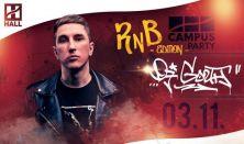 CAMPUS Party - DJ Gozth; Ben Jr. // DE hallgatói