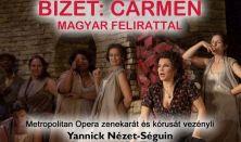 Bizet: Carmen - Közvetítés a New York-i Metropolitanből