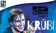 CAMPUS Party - Krúbi