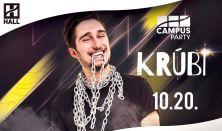 CAMPUS Party - Krúbi // DE hallgatói