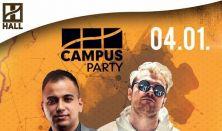 CAMPUS Party-Pixa és Rostás Szabika//DE hallgatói