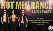 LADY'S PARTY- Hot Men Dance