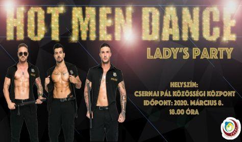 LADY'S PARTY- Hot Men Dance