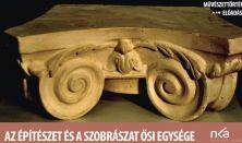 Az építészet és a szobrászat ősi egysége