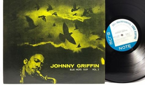 MAO – Legendás albumok / Johnny Griffin: A Blowin' Session