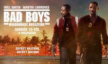 Bad Boys - Mindörökké rosszfiúk (szinkronizált)
