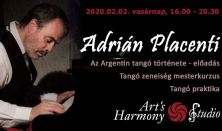 Argentine Tango History / Musicality WS - by Adrián Placenti
