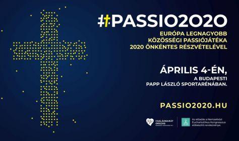 Passió 2020 - Európa legnagyobb közösségi passiójátéka 2020 önkéntes résztvevővel