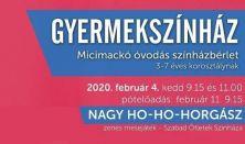 Nagy ho-ho-horgász - Micimackó pót b. 2020. tavasz 1.ea: