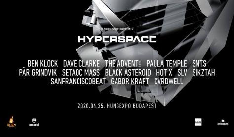 HYPERSPACE 2020 - VIP