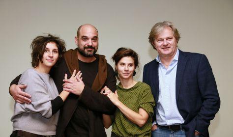 Jérôme Tonnerre: Intim vallomások - Pál András, Bánfalvi Eszter, Rátóti Zoltán, Sipos Vera