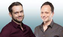 Nőnapi vacsorás előadás: Beliczai Balázs és Janklovics Péter