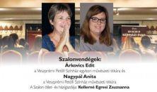 Petőfi Szalon Láthatatlan szakma: MŰVÉSZETI TITKÁROK
