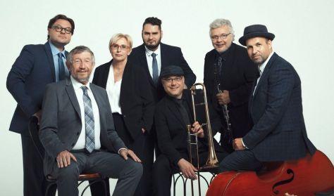 Budapest Klezmer Band koncert