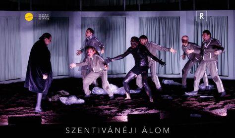 Szentivánéji álom - Szigligeti Színház Nagyvárad