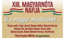 XIII. Magyarnóta napja - Él a magyar mindörökké...