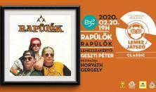 Lemezjátszó Classsic - Rapülők w. Geszti Péter