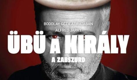 Alfred Jarry: Übü a király, a zabszurd