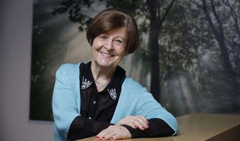 Prof. Dr. Bagdy Emőke előadása / Szombathely
