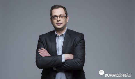Four stars - Csenki, Hajdú, Kőhalmi, Szobácsi, vendég: Szabó Balázs Máté