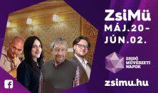 Klezmer Talkshow - Jávori Ferenc Fegya estje
