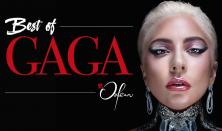Koncert +tapas tál: Best of Gaga