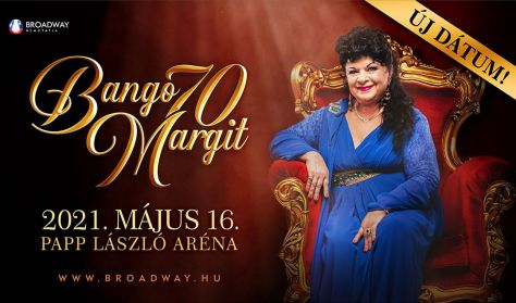 Bangó Margit 70