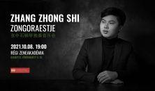 Zhang Zhong Shi zongoraestje