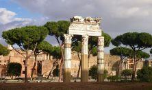 MEGÉRTHETŐ/2 - TÖRTÉNELEM - Respighi: Róma fenyői