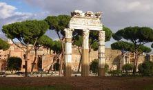 MEGÉRTHETŐ/3 - TÖRTÉNELEM - Respighi: Róma fenyői