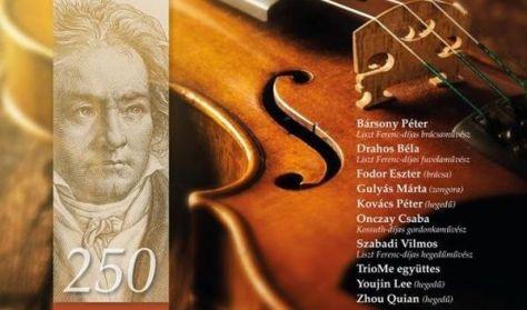 Hegedű Kamarahétvégék (Trio Me, Szabadi Vilmos, Bársony Péter, Fodor Eszter hegedű estje)