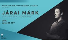 Járai Márk - akusztik koncert