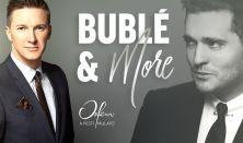 Koncert + Tapas tál: Bublé and More – Gájer Bálint koncertje