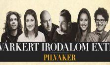 Pilvaker - Várkert Irodalom Extra