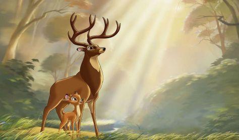 Kakaómese: Bambi 2.