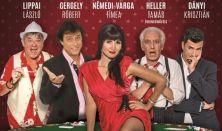 Capone - Galli: Nő a tét - zenés vígjáték