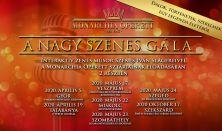 A Nagy Szenes Gála - Interaktív zenés műsor Szenes Iván slágereive