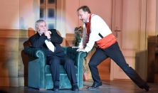 Felnőtt Színház -  Zágon - Nóti - Eisemann: Hyppolit, a lakáj