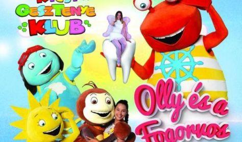 Kicsi Gesztenye Klub: Olly és a Fogorvos